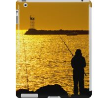 A Time To Fish iPad Case/Skin