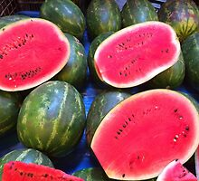 Melons by franceslewis