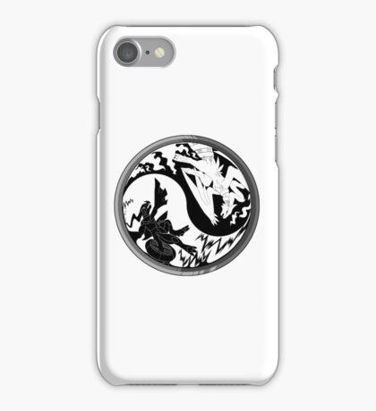 Pokemon Taoism edition iPhone Case/Skin