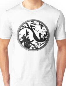 Pokemon Taoism edition Unisex T-Shirt