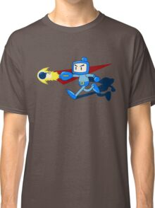 The Blue Bomber (man) Classic T-Shirt