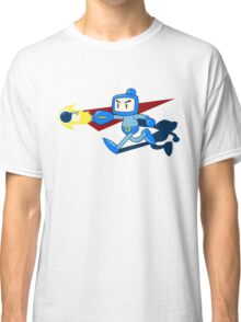 The Blue Bomber (man) Classic T-Shirt