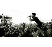 AFI at Soundwave  Photographic Print