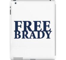 Free Tom Brady - New England Patriots Quarterback  iPad Case/Skin