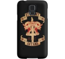 Straight Satans Motorcycle Club Sixties America Samsung Galaxy Case/Skin