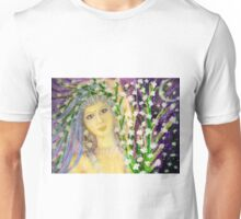 blossoms-in-the-moonlight-fairy Unisex T-Shirt