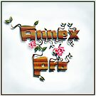 """""""Grow with Annex Pro"""" Logo by James Zickmantel"""