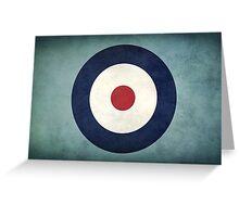RAF Emblem Greeting Card