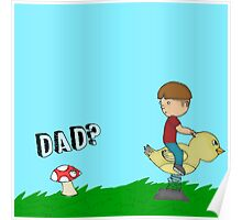 Dad? Poster