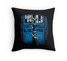 The walking Angels Throw Pillow