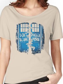 The walking Angels Women's Relaxed Fit T-Shirt