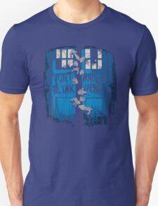 The walking Angels Unisex T-Shirt