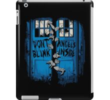 The walking Angels iPad Case/Skin