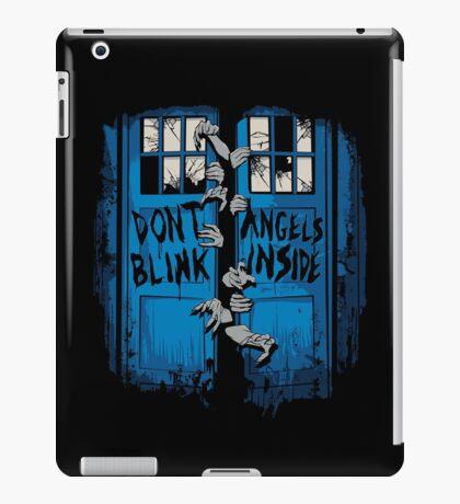The walking Angels iPad Case/Skin