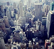 Top of the Rock by Amped