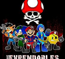 the expendables by MAKTM