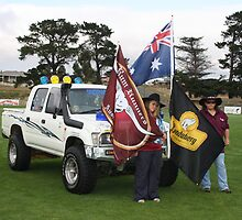 Hilux Magic Brighton Truck Show Tasmania by PaulWJewell