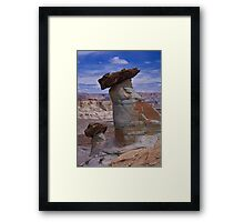 Arizona HooDoo's Framed Print