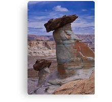Arizona HooDoo's Canvas Print