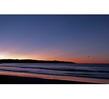 Dawns Fingers Photographic Print