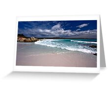 Bay of Fires - Tasmania Greeting Card