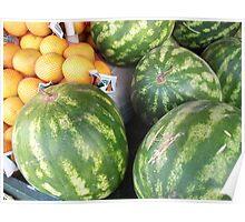 Solomon's Melons Poster