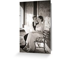 Forever together Greeting Card