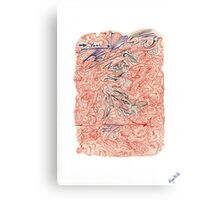 0402 - Yeah just Yeah so Cool Canvas Print