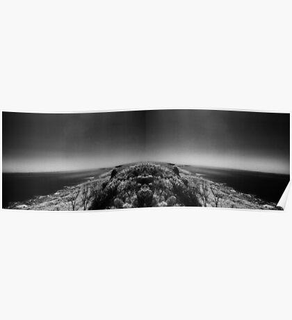 anthropomorphic landscape three Poster