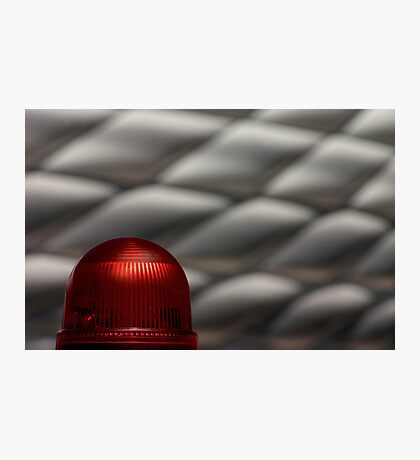 °°° shining red °°° Photographic Print
