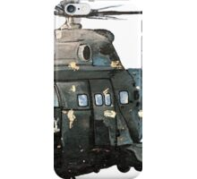 Gunship Indian Air Force iPhone Case/Skin