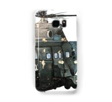 Gunship Indian Air Force Samsung Galaxy Case/Skin