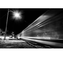 The Departure Photographic Print