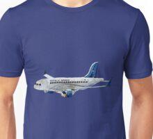 Republic Airways Dirty Old Plane Unisex T-Shirt