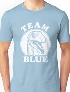 Team Blue Raptor Unisex T-Shirt