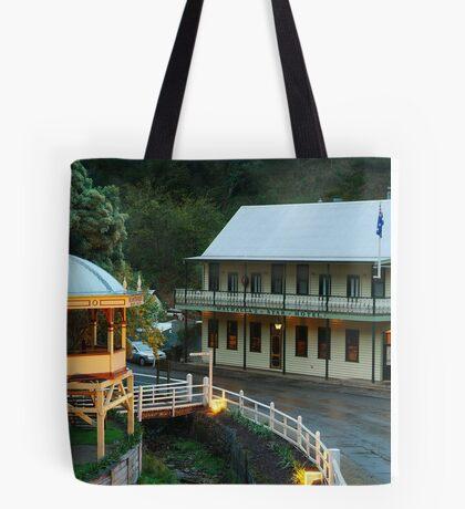 Twilight, Walhalla Gippsland Tote Bag