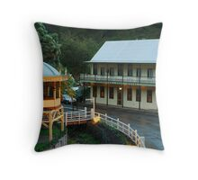 Twilight, Walhalla Gippsland Throw Pillow