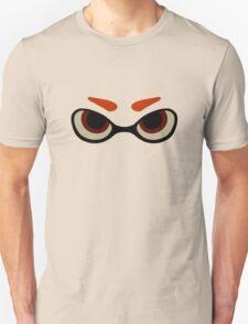 Splatoon- Female Inkling Eyes T-Shirt