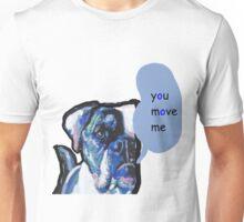 American Bulldog bright Colorful Pop Dog Art Unisex T-Shirt