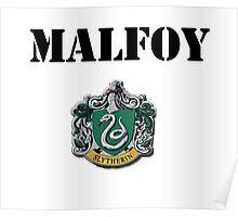 Malfoy Poster