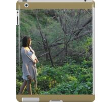 Just Around the River Band iPad Case/Skin