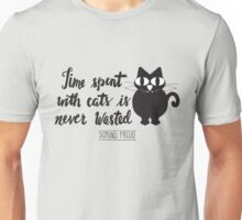 Quality Cat Time Unisex T-Shirt