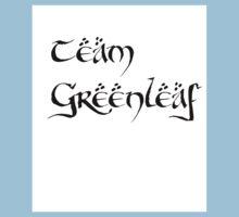 Team Greenleaf Baby Tee