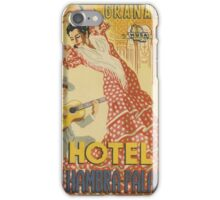 Alhambra Palace Hotel iPhone Case/Skin