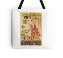 Alhambra Palace Hotel Tote Bag