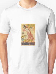 Alhambra Palace Hotel Unisex T-Shirt