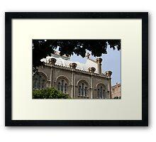Chapelle Sacre-Coeur Framed Print
