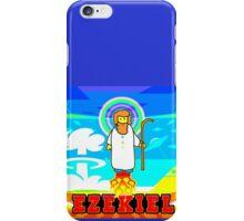 EZEKIEL BOOK COVER iPhone Case/Skin