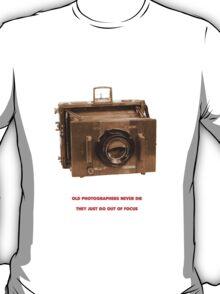 OLD PHOTOGRAPHER T-Shirt