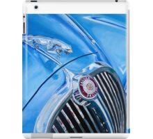 Classic Car in Blue iPad Case/Skin